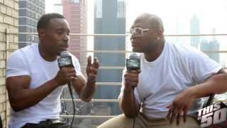 "getlinkyoutube.com-Tyrin Turner Talks Tupac; His Role in ""Menace II Society"""
