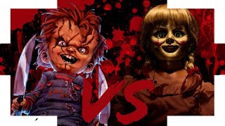 Chucky vs Annabelle - Duelo Sombrio (RAP)