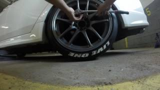 getlinkyoutube.com-Acura tsx  .. Few inches low and Spacers