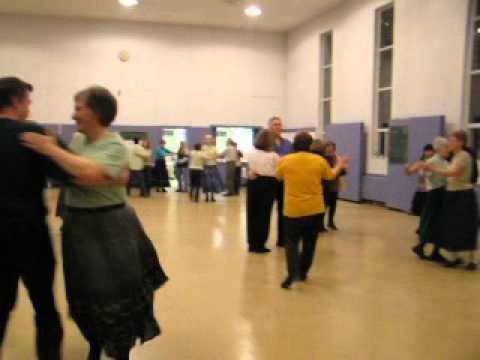 Irish night at Hamilton International Folk Dance Club - Part II