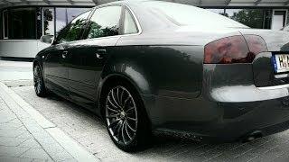 getlinkyoutube.com-Audi A4 B7 Project 2014