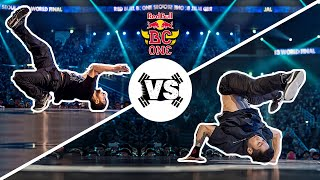 getlinkyoutube.com-Mounir vs Hong 10 - FINAL BATTLE - Red Bull BC One World Final 2013 Seoul