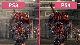 getlinkyoutube.com-Darksiders – PS3 vs. PS4 Warmastered Edition Remaster Graphics Comparison