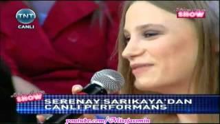 getlinkyoutube.com-Seranay Sarikaya { Canli Performans } & Hülya Avsar Show 15.4.2011