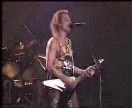 Scorpions - Can't Live Without You