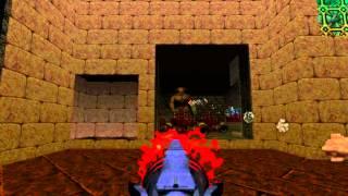getlinkyoutube.com-Doom 64 Custom Map: The Hunted