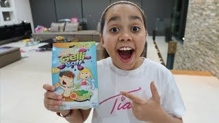 getlinkyoutube.com-Squishy Gelli Baff Toy Challenge | Super Gross | Disney Wikkeez | Toy Prizes
