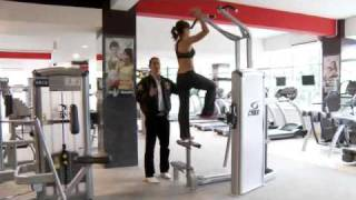 getlinkyoutube.com-Binaraganet Video I : Back Exercise bersama Ade Rai Part I