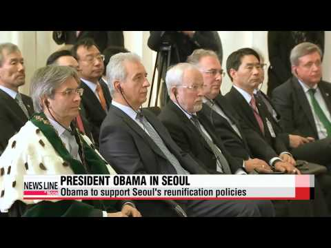 U.S. President Barack Obama to visit Seoul Friday