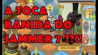 getlinkyoutube.com-VISITANDO A TOCA BANIDA DO JAMMER 7 ?!? - ANIMAL JAM