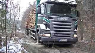"getlinkyoutube.com-Akcja ""Sosna"" Scania R480- Engine Sound"