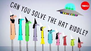 Can you solve the prisoner hat riddle? - Alex Gendler width=