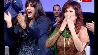 برنامج Back to school - نجوى فؤاد تشعل المسرح فى مفاجأة قوية للنجمة فيفي عبده