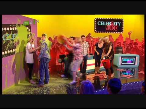 Keith Lemon Fall Hilarious Out Take Celebrity Juice