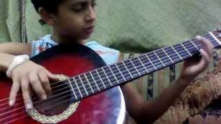 getlinkyoutube.com-تعليم عزف تملي معاك و جوني جيتار