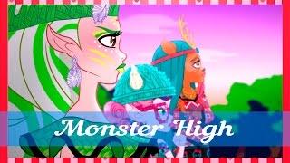 getlinkyoutube.com-Монстер Хай Большое путешествие часть 1 и 2  На русском (Monster High   From Fear to There)