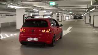 getlinkyoutube.com-VW Golf 6 GTI 35 Edition with ASG Exhaust