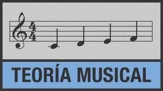 Teoría Musical - Pentagrama - Lección #1