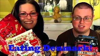 getlinkyoutube.com-Americans Trying Danish Snacks!