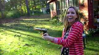 getlinkyoutube.com-My cousin Jill blasting my Ekol Jackal Machine Pistol......