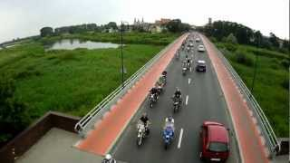 getlinkyoutube.com-Zlot motocyklowy Koło 2012 cz1 - KNIGHT RIDERS