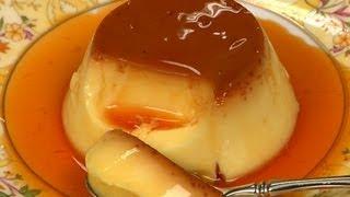 getlinkyoutube.com-How to Make Custard Pudding (Recipe) カスタードプリン 作り方レシピ