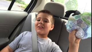 getlinkyoutube.com-Tyler, a grown adult child, forgets his diaper in the car