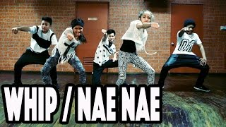 getlinkyoutube.com-Silento - WATCH ME WHIP / NAE NAE #WatchMeDanceOn | @MattSteffanina Dance Video