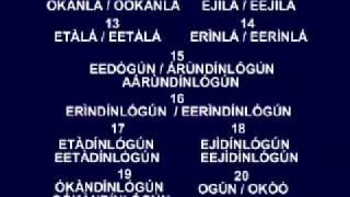 getlinkyoutube.com-Yoruba  Unit 4, Lesson 1