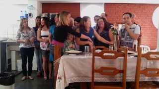 getlinkyoutube.com-Surpresa no dia das mães - Anúncio da gravidez.
