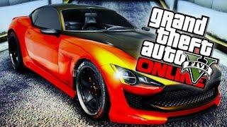 getlinkyoutube.com-GTA 5 - $3,500,000 Spending Spree! Furore GT Sports Car, Hakuchou Sports Bike & More! (GTA V DLC)