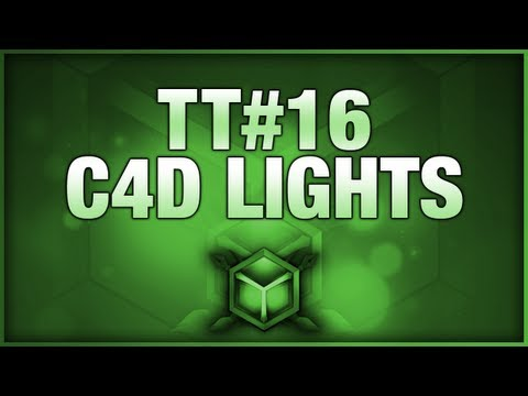 A Beginners Guide to C4D Lights