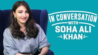 Soha Ali Khan: My nephew Taimur Ali Khan is the most famous in my family | Pinkvilla width=