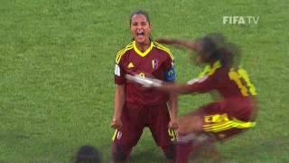 Deyna CASTELLANOS (VEN) - Venezuela v. Cameroon