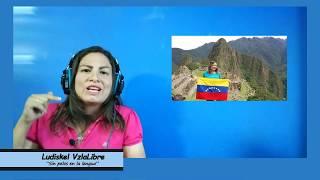 #LadyRacista Venezolana llama mutante y rata a peruanos MI OPINIÓN - Ludiskel VzlaLibre