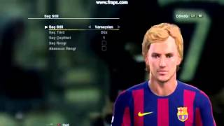 getlinkyoutube.com-pes 2013 rakitic 15-16 yüz face
