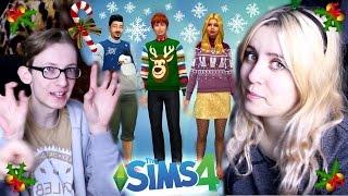 #28 The Sims 4 - Świąteczny odcinek z Karolem!