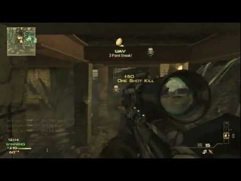 MW3 Christmas TeamTage