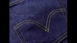 getlinkyoutube.com-リーバイス LEVI'S 501-0000 オリジナル ボタンフライ ストレート ジーンズ リジッド STF (シュリンクトゥフィット 生デニム USAライン)