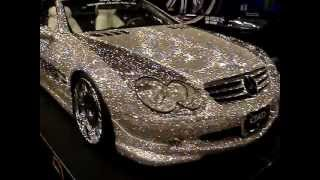 Million Dollar Mercedes Benz