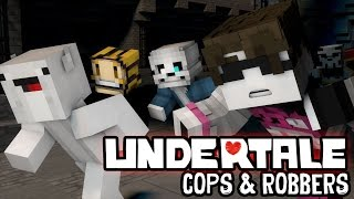 getlinkyoutube.com-Minecraft Mini-Game: COPS N ROBBERS! (PAPYRUS' PRISON!)