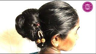 getlinkyoutube.com-ILHW Model Swati Heavy oiling and Hair Styling Video ( Bunning By Man)
