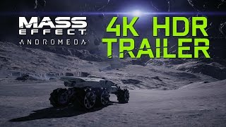 Mass Effect: Andromeda - Exclusive Tech Trailer