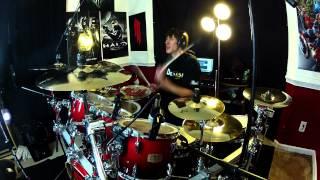 getlinkyoutube.com-Locked Out Of Heaven - Drum Cover - Bruno Mars