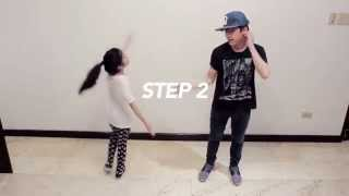getlinkyoutube.com-Hit The Quan Dance Tutorial | Ranz Kyle & Niana
