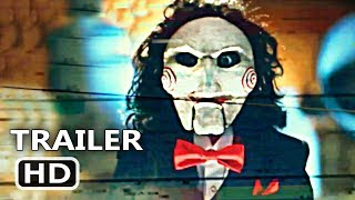 SAW 8 JIGSАW Official Trailer (2017) Hоrrоr Movie HD