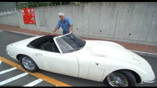 getlinkyoutube.com-1966 Toyota 2000GT - Jay Leno's Garage