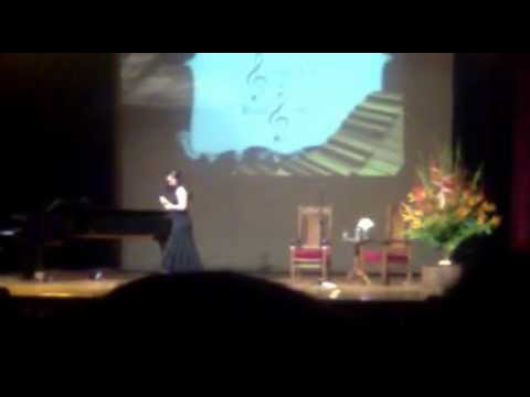 Dr. Sergio Cao and Dr. Lizelle Villanueva at PhilamLife Auditorium