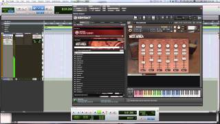 Review of Native Instruments West Africa For Kontakt view on youtube.com tube online.