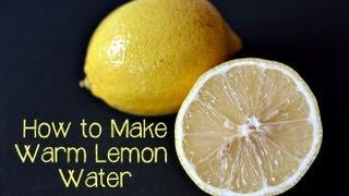 getlinkyoutube.com-Start Your Day with Warm Water & Lemon